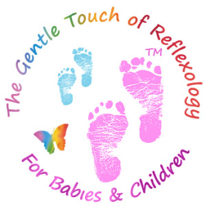 The Gentle Touch of Reflexology for Babies & Children Logo