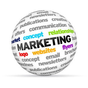 Courses, marketing for complementary therapists